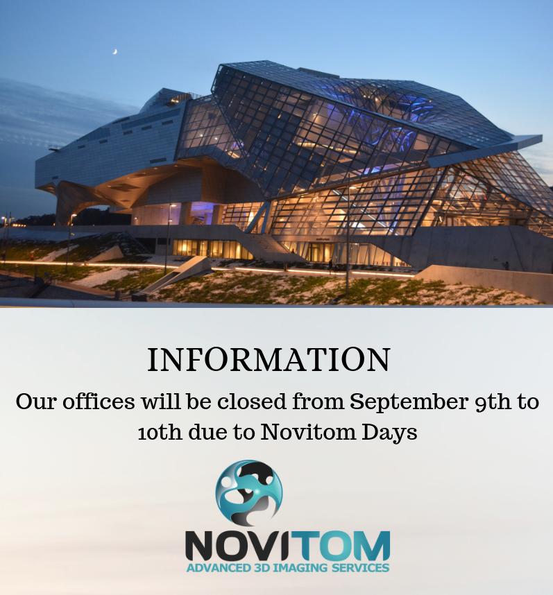 Novitom Days 2019
